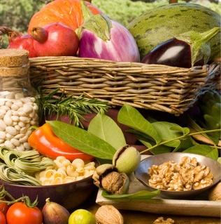 Mediterranean diet benefits environment