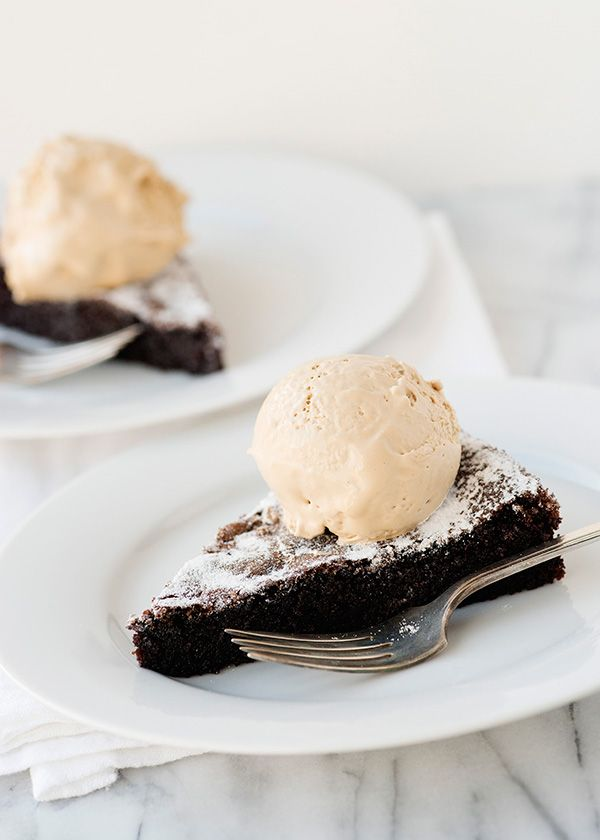 No Churn Coffee Ice Cream | Recipe