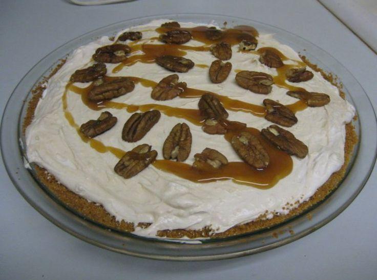 Heavenly Caramel Pie | Recipes | Pinterest