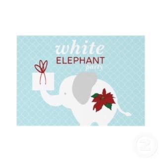 white elephant party rules photo16 - White Elephant Christmas Party