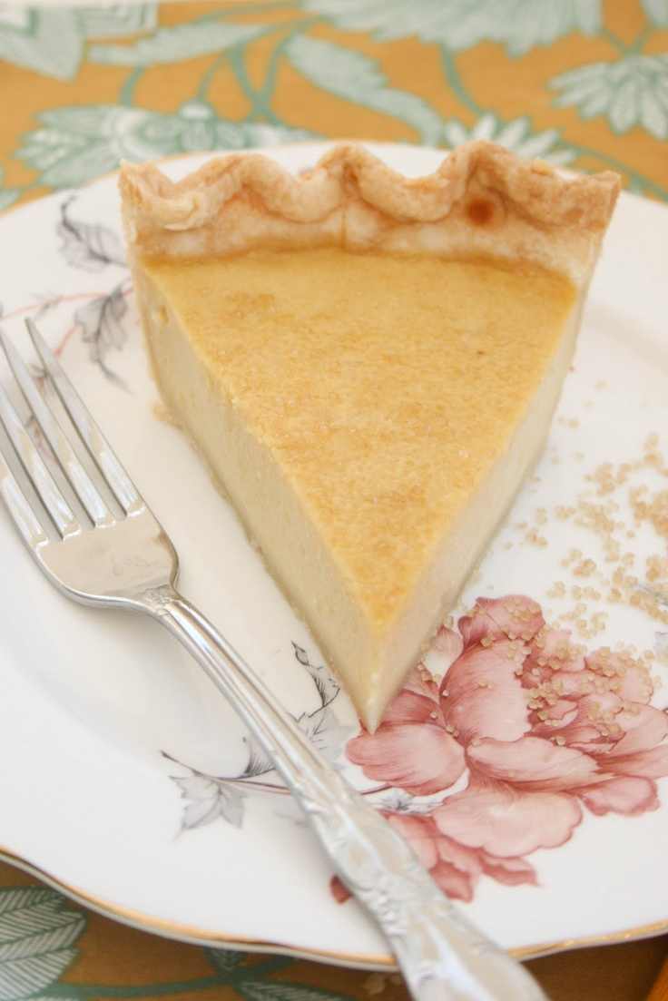 Krissy's Creations: Buttermilk Maple Pie | Recipes To Try | Pinterest