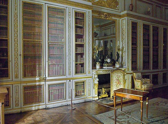 Louis XVI's library