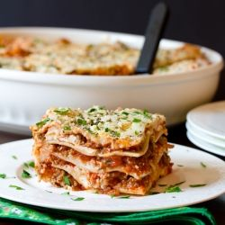 This classic sausage lasagna with cream cheese is sure to be a new ...