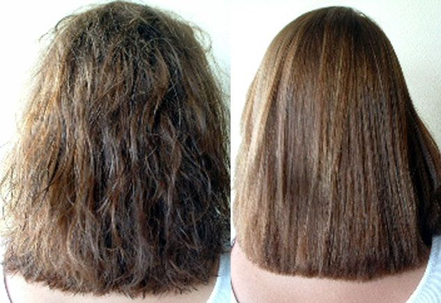 Before And After Pics Of Japanese Hair Straightening