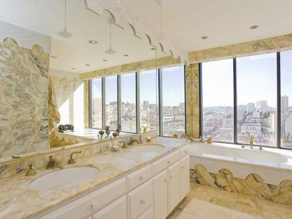 Bathroom Art Deco Interior Design Interiors Design Pinterest