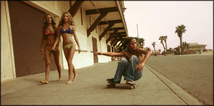 1970 skateboarding