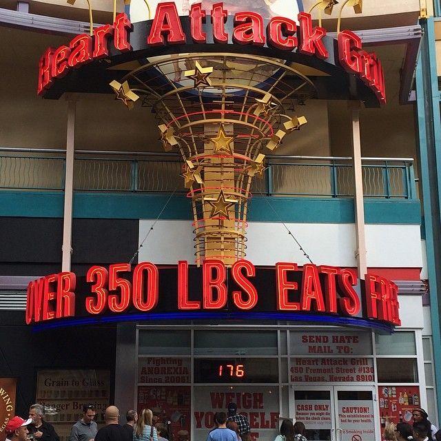 【SMプレイやらない?】アメリカハンバーガー名物HeartAttackGrillをご紹介!の画像