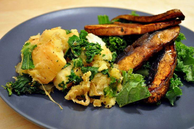 Sweet Potato Parsnip Mash | Now we're cookin' ! | Pinterest