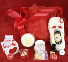 valentines day hampers for her