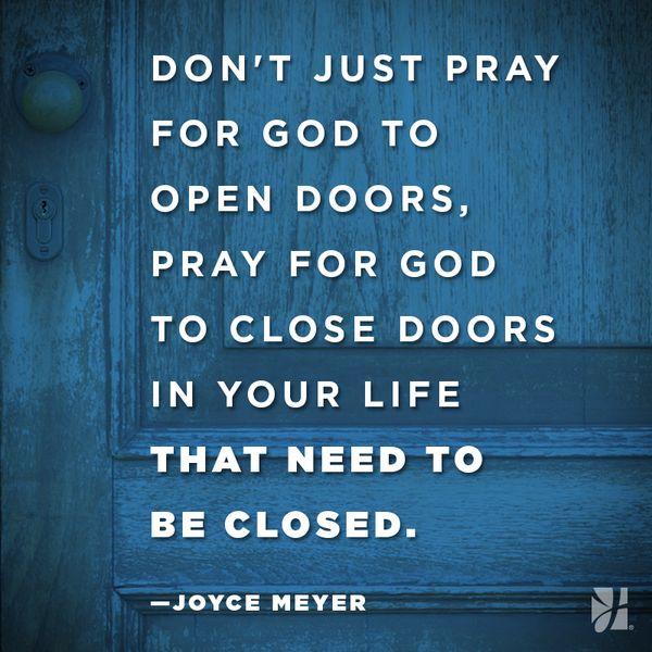 Open And Closed Doors : Open and closed doors quotes quotesgram
