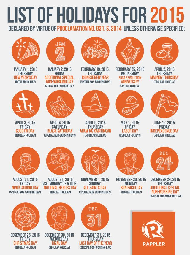 Holidays Philippine Ideas Pinterest