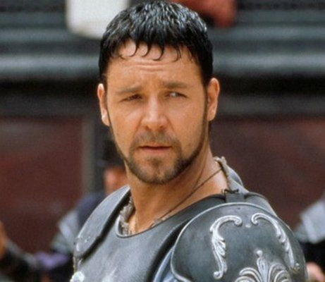 Russell Crowe in Gladi...
