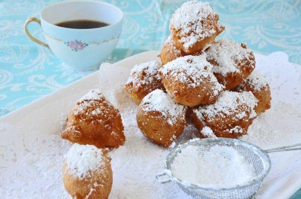 Mini Cake Doughnuts Recipe | Breads, Biscuits and Doughs | Pinterest