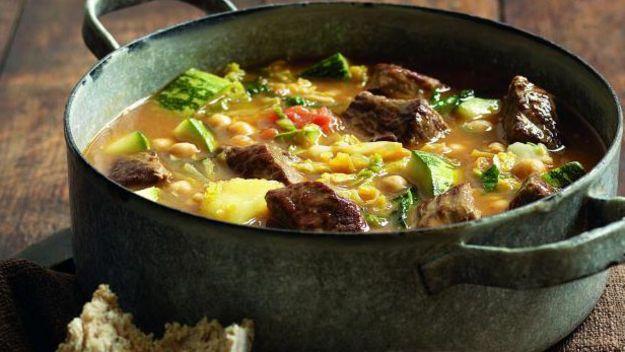 spiced lamb & marrow stew @ channel4.com | Nom nom | Pinterest