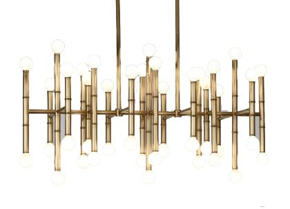 Chandelier To Go Over A Rectangular Dining Table Twinkly Chandeliers