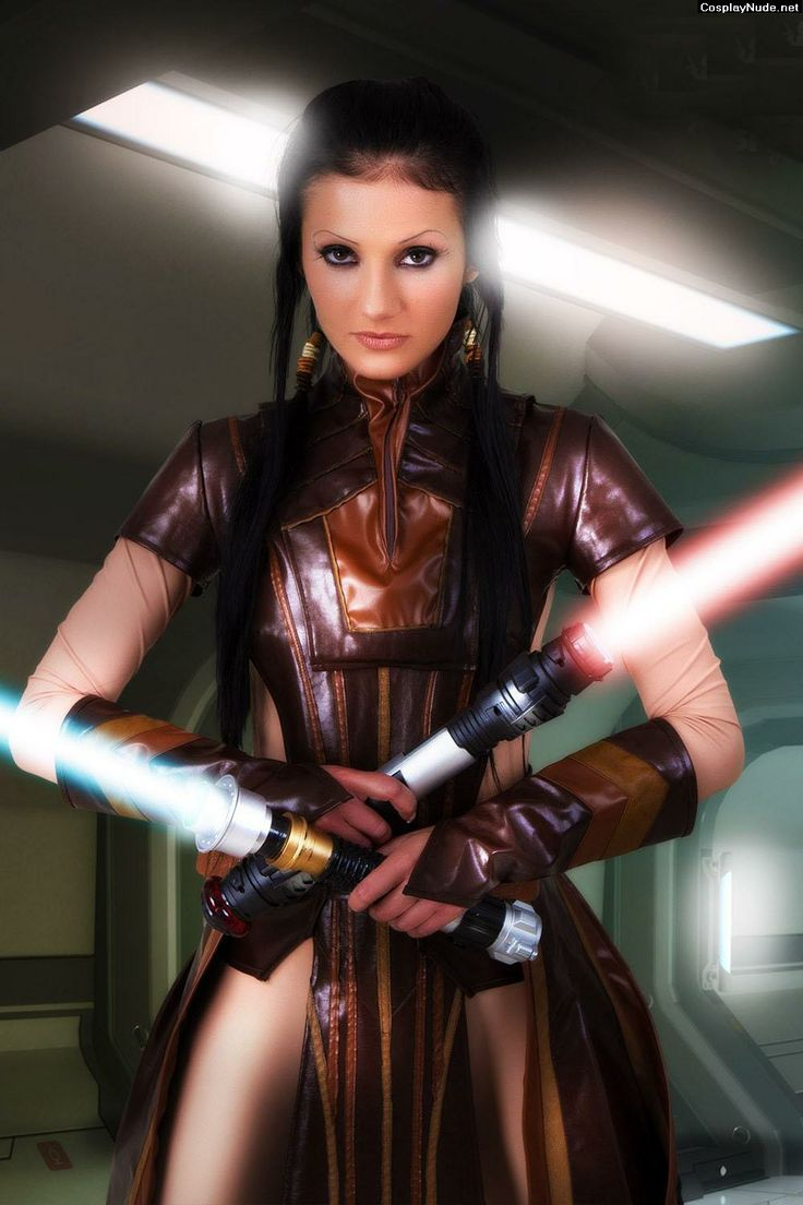 Star Wars cosplay | naked-cosplay | Pinterest