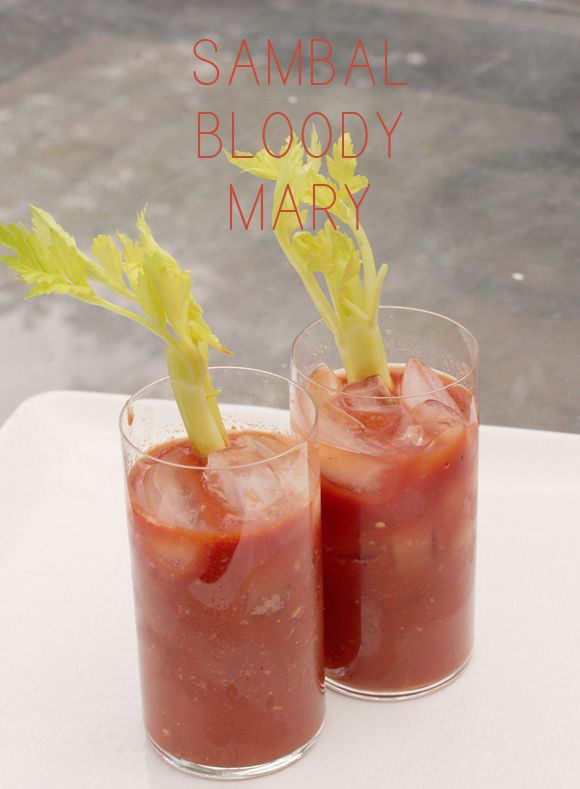 Tomatillo Mary Recipe — Dishmaps