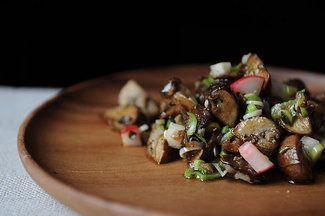 Absurdly Addictive Asparagus | Recipe