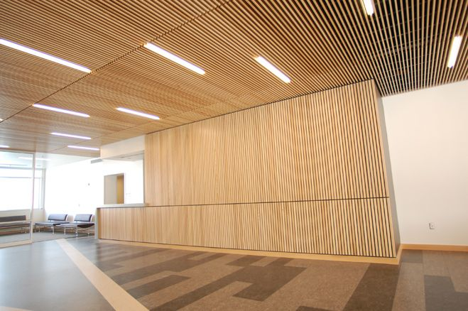 Wood ceilings and walls arch stuff pinterest for Woodworks design office 9