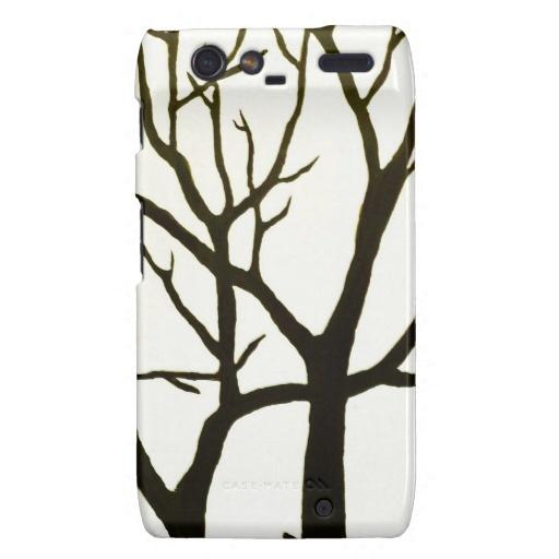 White Tree Motorola Droid RAZR Covers : My Phone Cases/Skins : Pinter ...