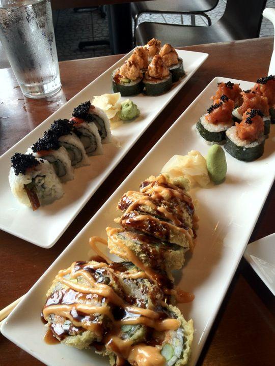 Ukai japanese restaurant chicago eats a lot pinterest for Asian cuisine chicago