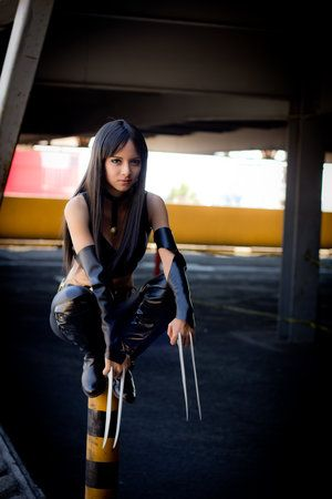 x 23 cosplay  Found on karen--kasumi.devi...