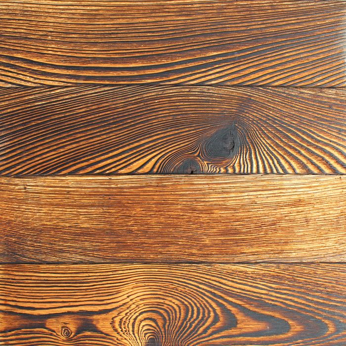 Resawn Timber Co Offers Burnished Wood For Exterior And Interior Applications Charring The