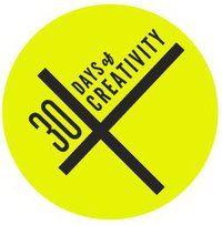 Create anything once a day for 30 days. #30daysofcreativity @Clare Welsh@Maria Fé  Calvo-Pierce@Marina Castilla@Michelle Bergquist