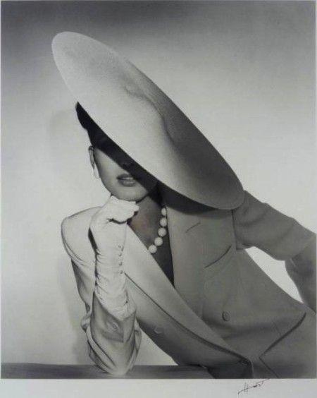 Хорст П. Хорст, учатся в Ivory для Saks Fifth Ave.  Нью-Йорк, 1983