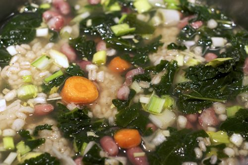 hearty winter vegetable soup 3 | Mangia Mangia Eat Eat | Pinterest