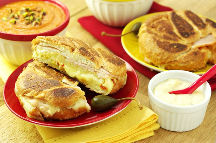 ultimate grilled cheese sandwich | food! | Pinterest