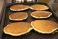 Dee's Oatmeal Pancakes | Recipe