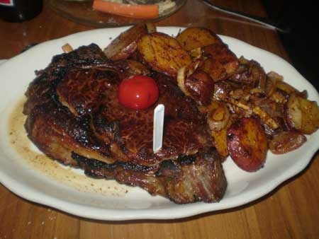 Delmonico Steak | The Mr. Tony Collection | Pinterest