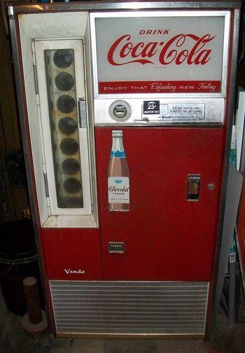 coke machine value
