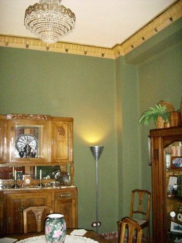art deco dining room interiors pinterest