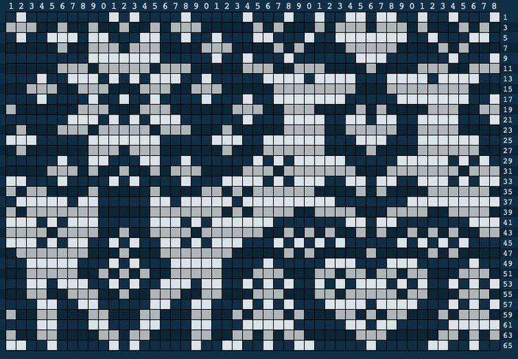 Fair Isle Knitting Free Charts : Fair isle pattern knitting tec pinterest
