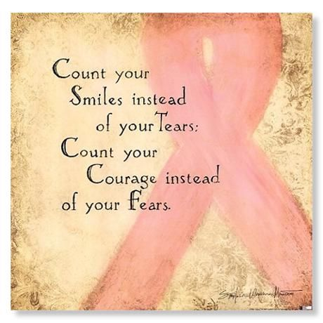 for all my friends fighting breast cancer or have fought