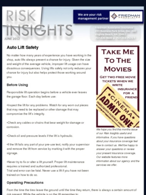 Check out this Mad Mimi newsletter  Our June Automotive Risk Insight #Automotive #Newsletter  http://mad.ly/e17b21