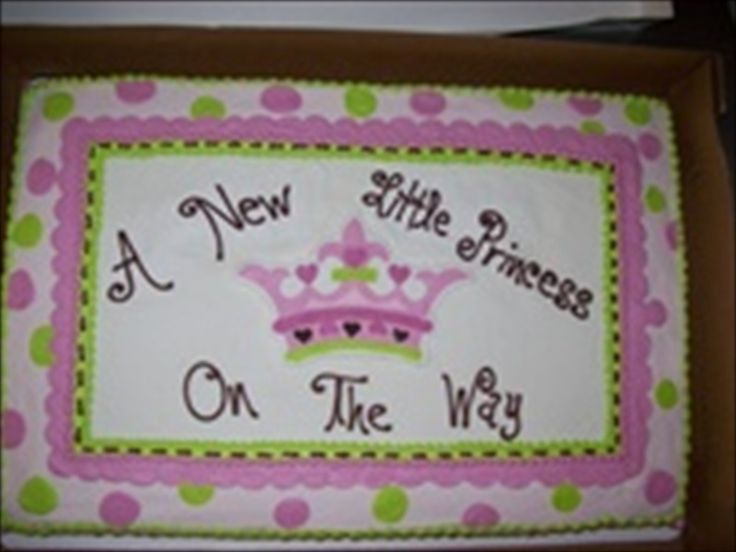 Sheet Cake Decorating Ideas Baby Shower : Living Room Decorating Ideas: Baby Shower Sheet Cakes ...