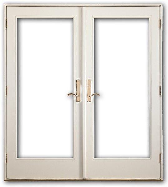 Patio doors patio doors pinterest for Double patio doors exterior