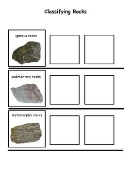 rock cycle classifying rocks. Black Bedroom Furniture Sets. Home Design Ideas