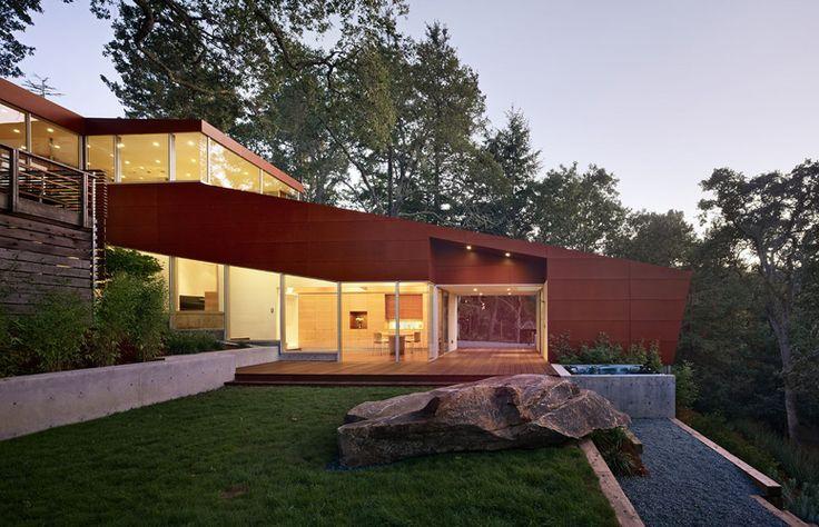 Archy Daily Residential Houses Mordern On A Hillside Joy Studio Design Gallery Best Design