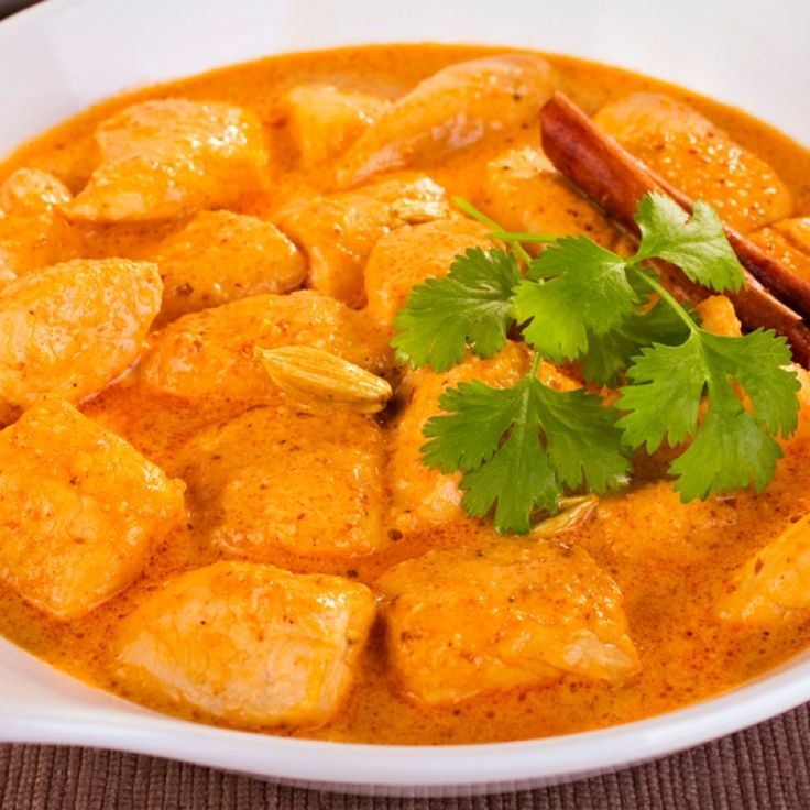 is a quick butter chicken recipe that is very tasty.. Butter Chicken ...