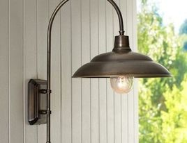 Farmhouse Outdoor Light for bathroom