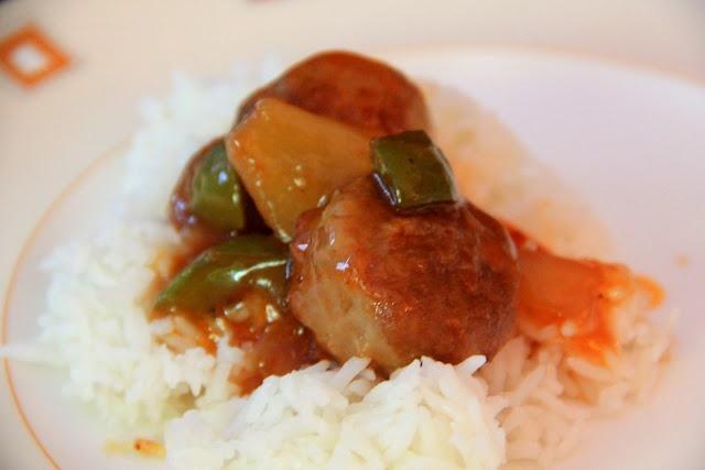 Hawaiian Meatballs | SAWCLicious Recipes...just food! | Pinterest
