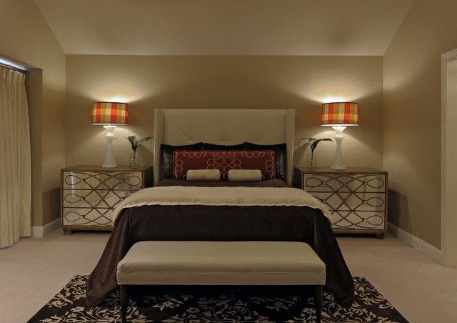 master bedroom contemporary bedroom basement attic pinterest