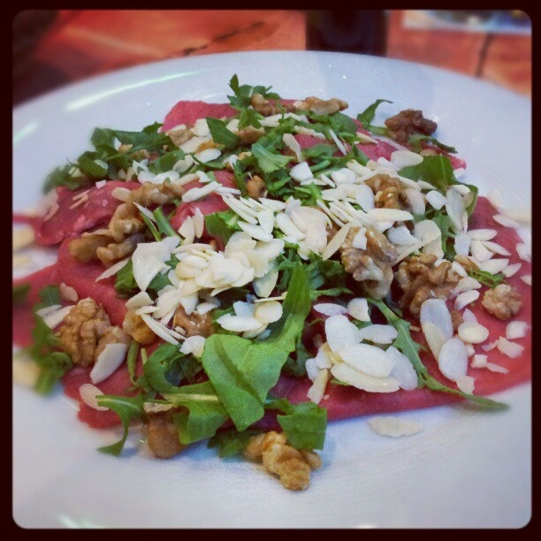 Beef Carpaccio | Beef Dishes | Pinterest