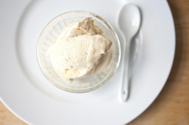 lemon cream strawberry sour cream ice cream peach custard ice cream ...