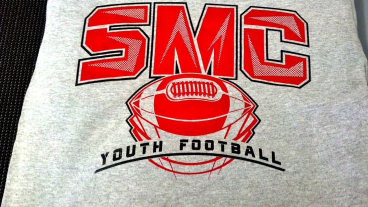 Pin by shirt shack zimmerman printing on our designs for Youth football t shirt designs