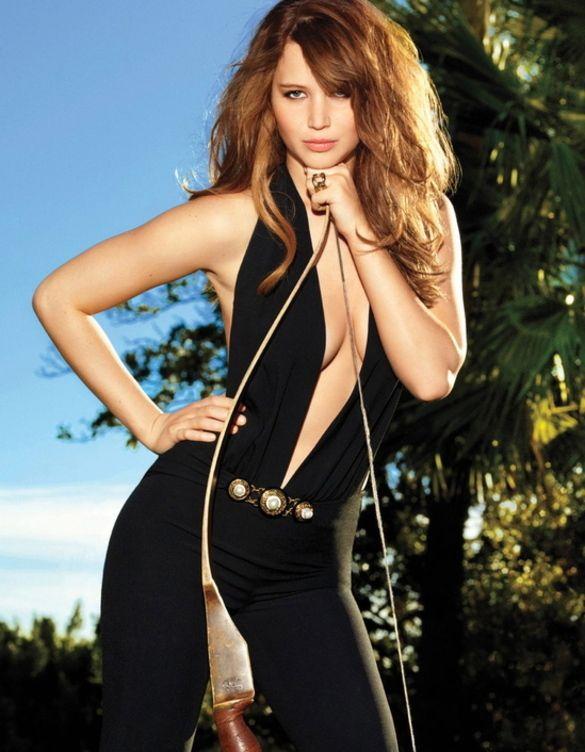 Jennifer Lawrence Esquire Unphotoshopped Jennifer lawrenceEsquire Jennifer Lawrence Unphotoshopped